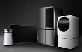 LG Electronics washer sales reach 150 million units